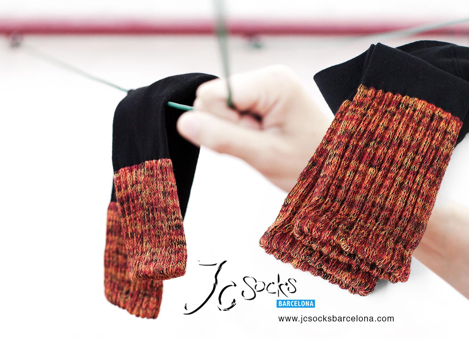 Calcetines colores mujer comprar online