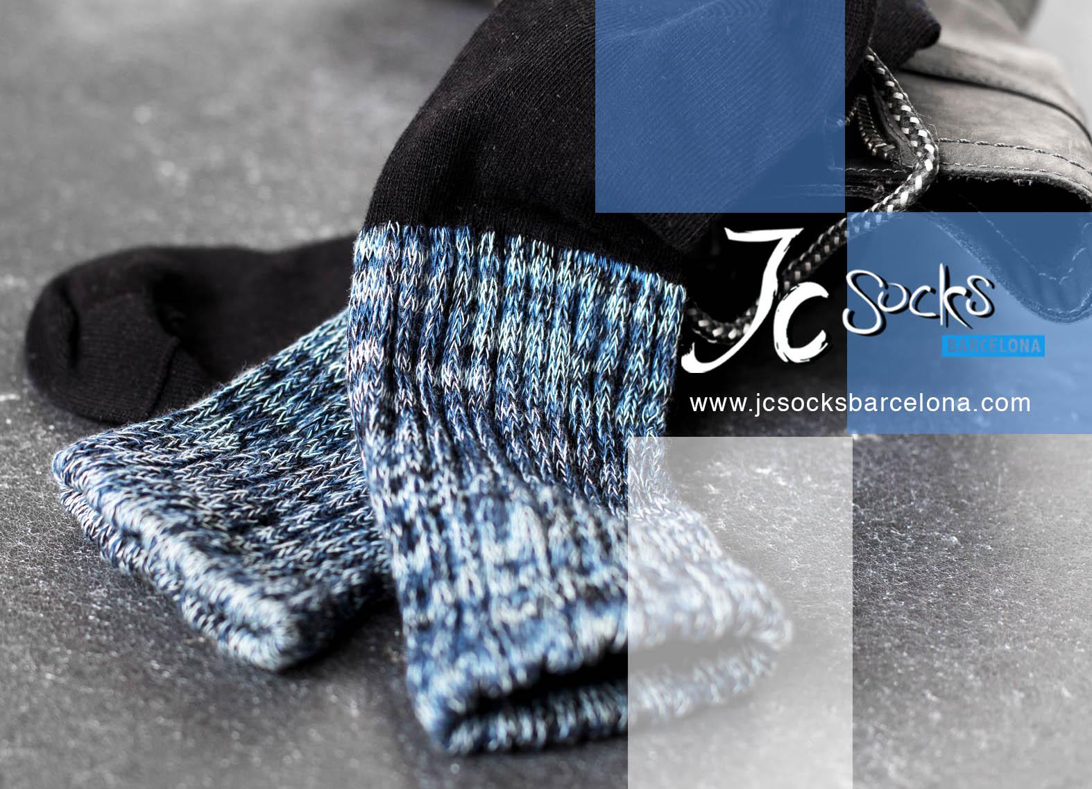 Pasión por la creatividad calcetines originales